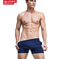 Superbody 2016 New Cotton Home Short Man S Underwear Short Trunks For Male Sexy Fashion Underpants