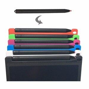 """Image 3 - NEWYES 8.5 """"الإلكترونية eالكاتب كمبيوتر لوحي LCD بشاشة للكتابة لوحة الرسم ورقة الرقمية الكتابة على الجدران أقراص المفكرة لوحة إعادة الكتابة (الأزرق)"""