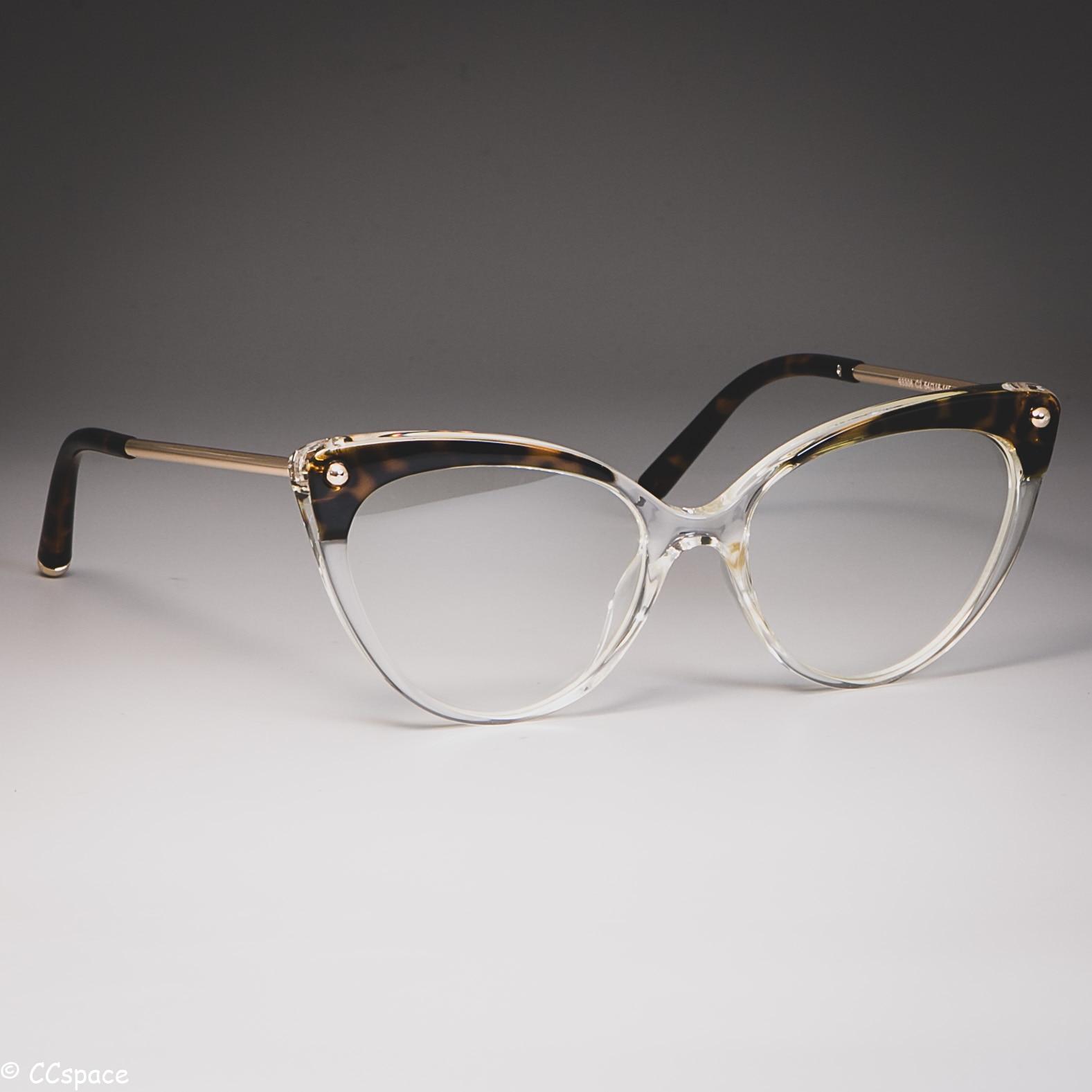 Frames Women Computer-Glasses Optical Fashion TR90 Trending 45651 Rivet-Styles