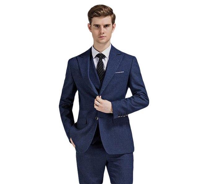 a39177ac530b Abito uomo 3 pezzi – Modelli alla moda di abiti 2018