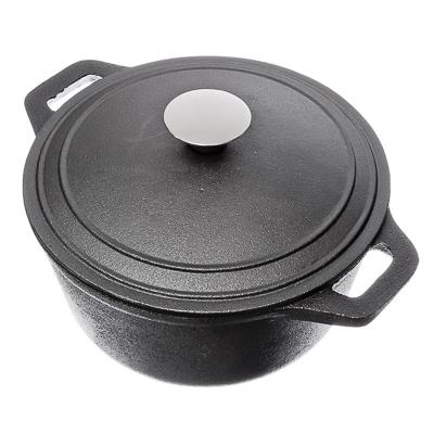 "COOK PAN ""Vetta""3.8 cast-iron kitchen pan kitchen <font><b>cookware</b></font> pot kettle thermos spoon grill induction discount sale 808-019"