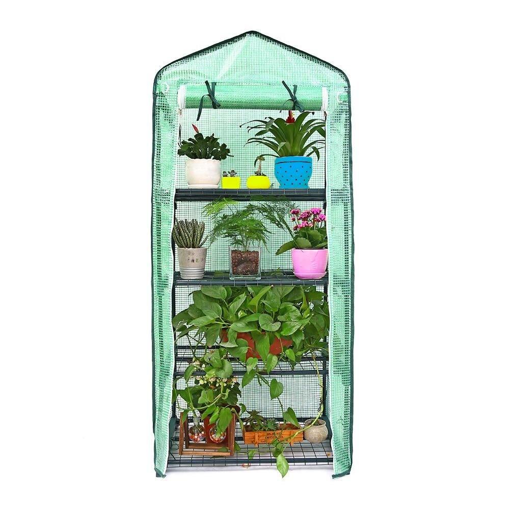 Anlage Gewächshaus Abdeckung Pflanzen Home Gewächshaus Zelt Mini Garten Cover Outdoor Garten Sonnencreme Sonnencreme Schatten Tuch Netto PE Tier