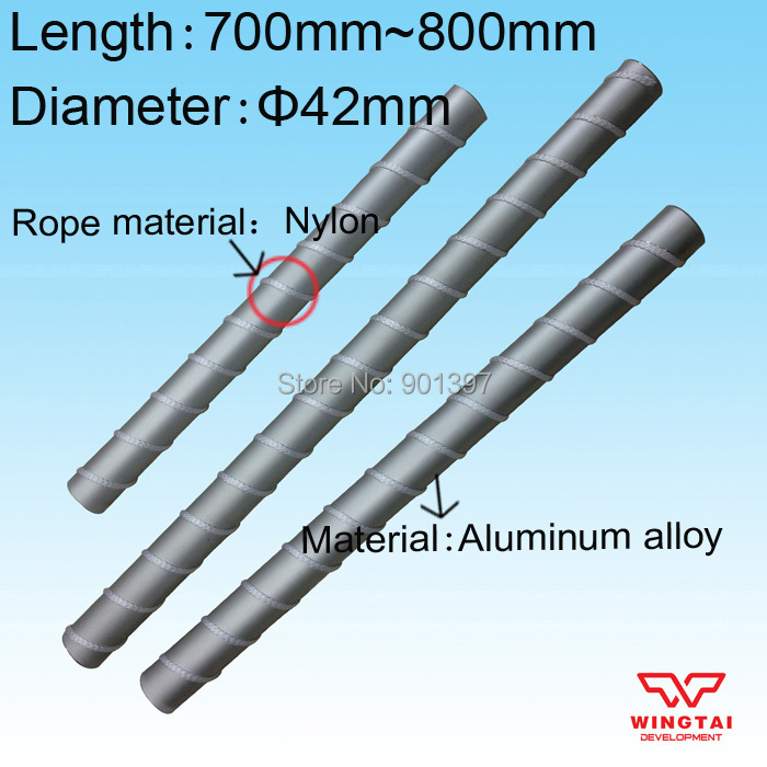 Gravure Printing Ink Aluminum Roller With Rope 42mm*L700~800mm  цены