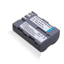Câmera para Nikon 1 PC 7.4 V 2400 MAH En-el3e EN El3e Enel3e Substituição DA Bateria D300 D30 D50 D70 D90 D70s Freeshipig