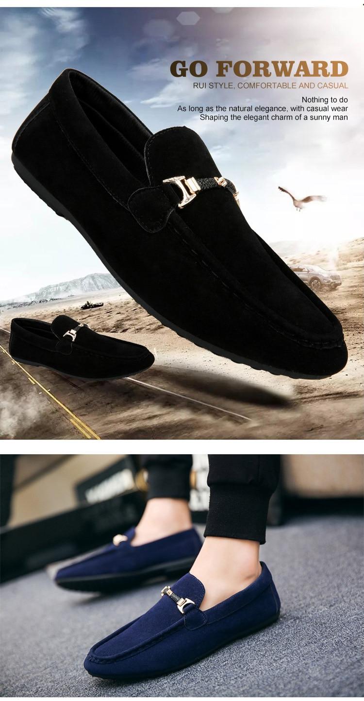 HTB1Z1kfahrvK1RjSszeq6yObFXaI Summer Men Loafers Shoes Fashion Peas Driving Shoes Men Sneakers Flat Man Walking Footwear Big Size 38-46 Men's Casual Shoes