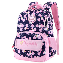 hot deal buy children school backpacks lovely printing school bags for girls waterproof princess backpacks kids school bags satchel mochilas
