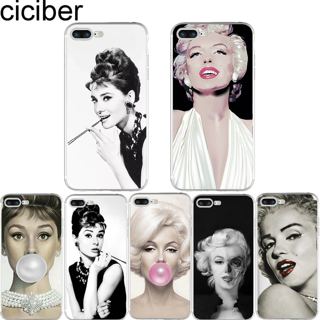 audrey hepburn phone case iphone 7