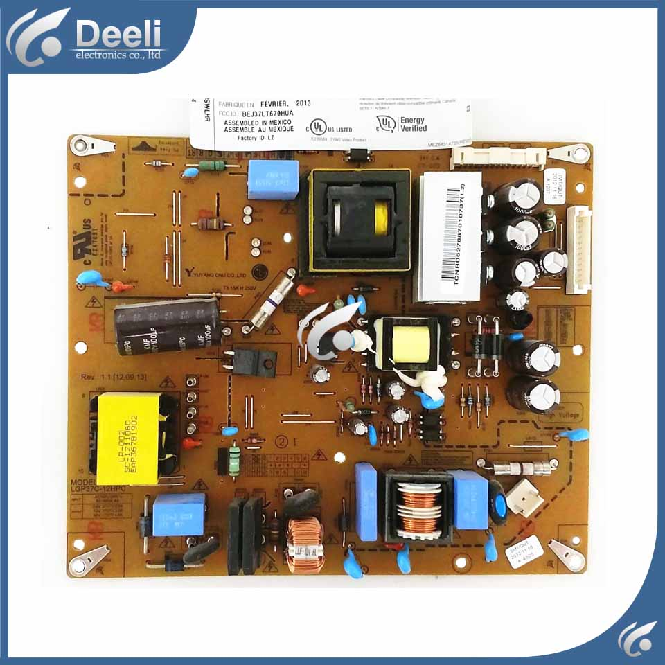100% new for power board for EAP36781902 LGP37C-12HPC good board 100% new rsag7 820 848a roh for hisense universal power board