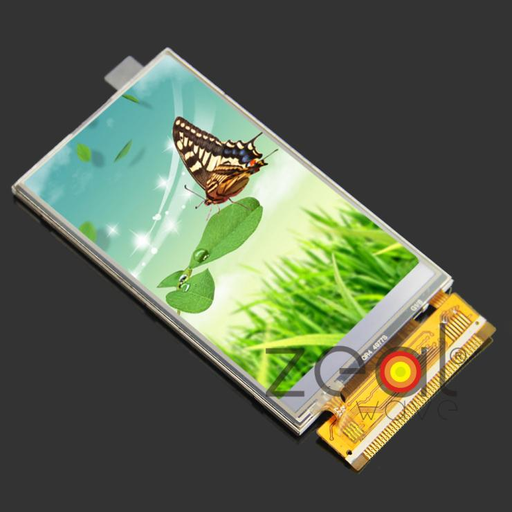 3.2 Inch 240x400 8/16BIT TFT LCD Display With Touch Screen Panel HX8352 44PIN mr27v3252j 058 2m word x 16 bit or 4m word x 8 bit otp