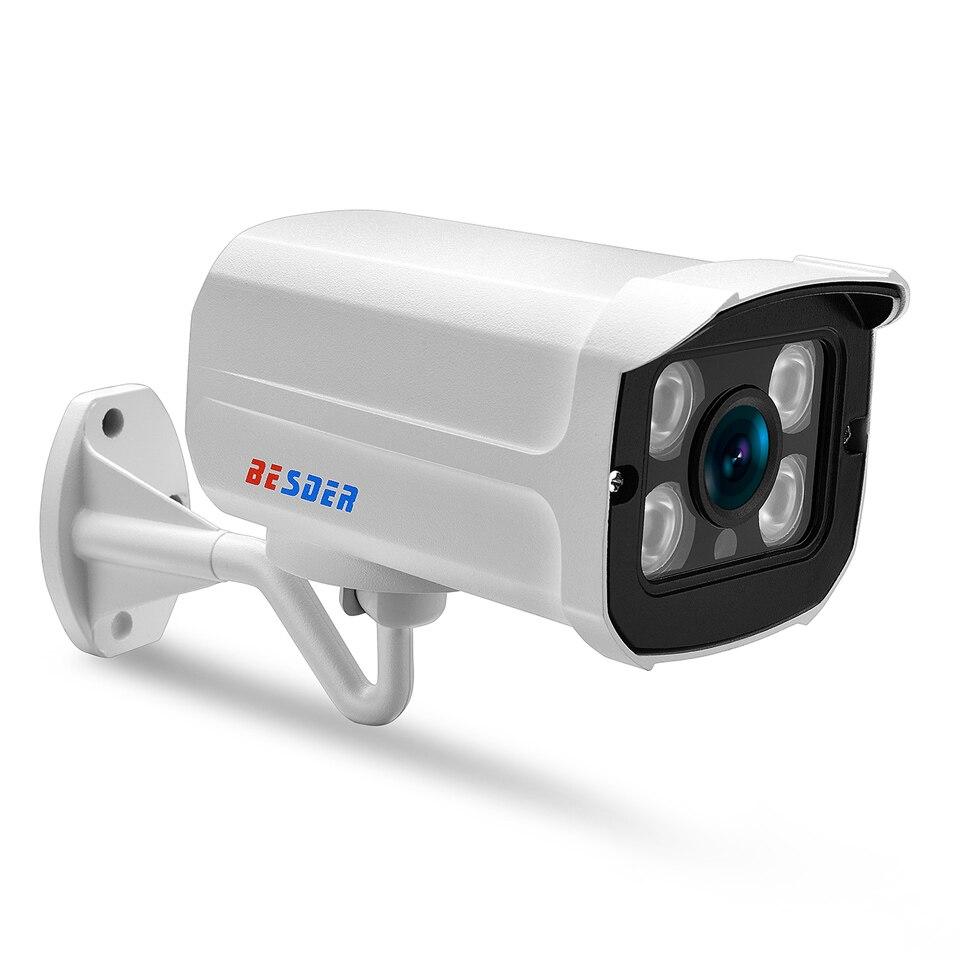 bilder für 48 V POE CCTV Infared Kamera P2P HD 720 P 960 P 1080 P wasserdichten Outdoor ONVIF Kugel Bewegungserkennung Alarm Kamera POE kamera