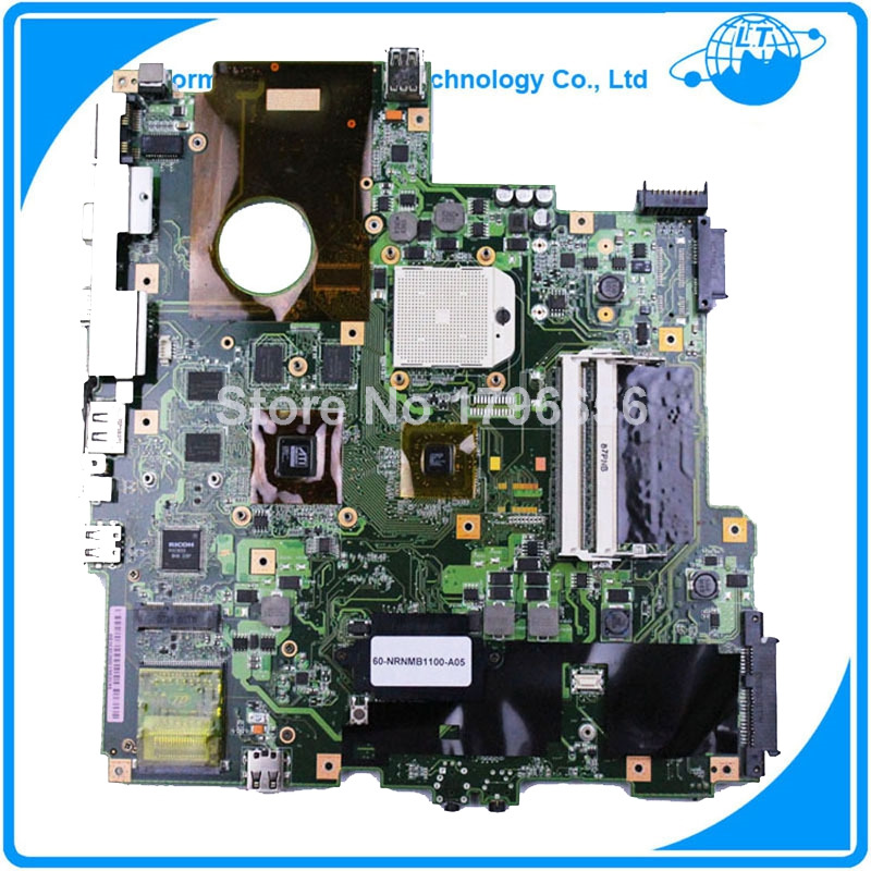 ФОТО FREE SHIPPING Motherboard for Asus M51T M51TR M51TA Model 8*Graphics Memory 100%Tested &Working perfect