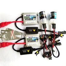 RONAN Xenon HID H1 H3 H7 H11 H13 880 881 H27 bulb lamp car headlight 12V 35W Car Styling 4300K 5000K 6000K 30000K