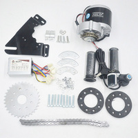 2019 Variable Multiple Speed Bicycle 24V 36V 350W electric bike Bicycle Motor conversion Kit electric Derailleur Engine Set