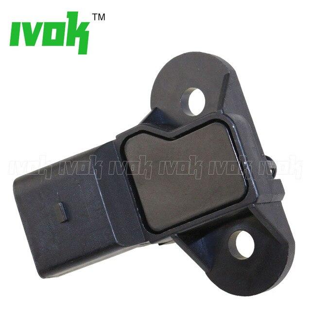 Map Sensor Skoda Yeti: 036906051G 1Bar Intake Air Boost Pressure MAP Sensor For