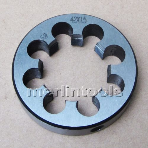 M42 x 1.5 Metric Right hand Thread Die m48 x 1 5 metric right hand thread die