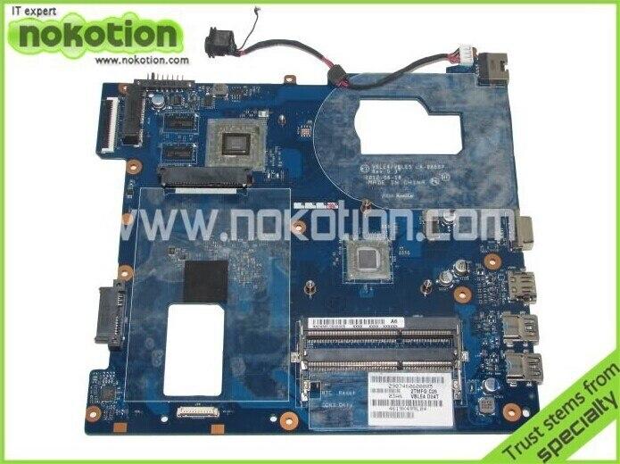 LA 8868P For Samsung 355E Laptop font b motherboard b font AMD EM1800 CPU Onboard DDR3