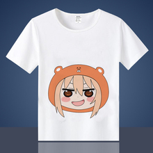 UMR Himouto!  t-shirt tees tshirt unisex lovers couple pure t-shirt tees cosplay lovely cute t shirt TX014