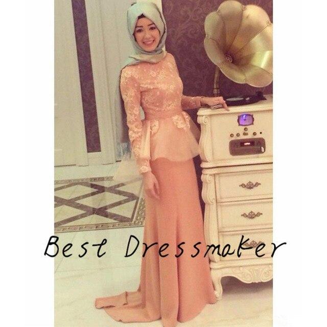 Hijab Evening Dresses