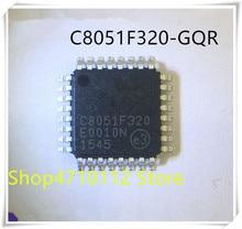 NEW 10PCS/LOT C8051F320 C8051F320-GQR LQFP-32 IC