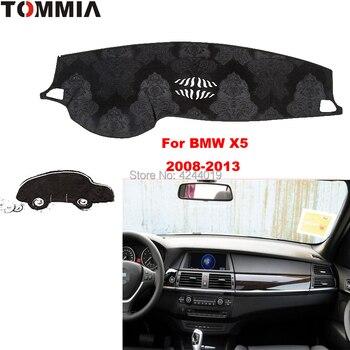 TOMMIA Dashboard Cover Dash Mat for Car Sun Shade ANTI-UV Dash Pad Car Dashboard Mat For BMW X5 2008-2013