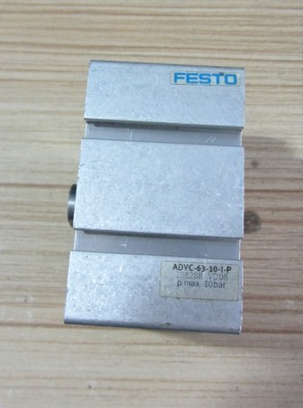New genuine FESTO cylinder ADVC-63-10-I-P 188288 dhl ems new festo short stroke cylinder advc 12 10 a p a for industry use a1