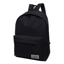 New brand canvas men's and women's backpack high school students school bags leisure simple travel backpacks цена