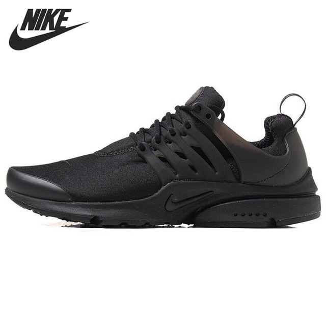 Original New Arrival 2017 NIKE AIR PRESTO ESSENTIAL Men's Running Shoes  Sneakers