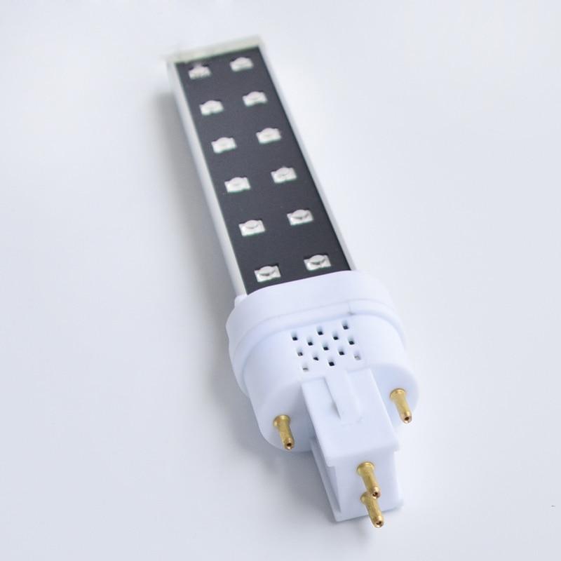 1 ST 10 W LED Nageldrogers Gereedschap Gloeilamp Voor UV Lamp Art Gel - Nagel kunst