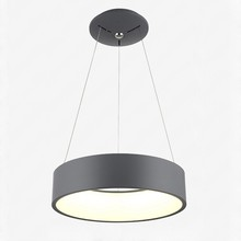 Modern Pendant Light for Home and Restaurant 24 Watts LED Pendant Lamp Round Hanging Lustre AC 96V-240V AG066S