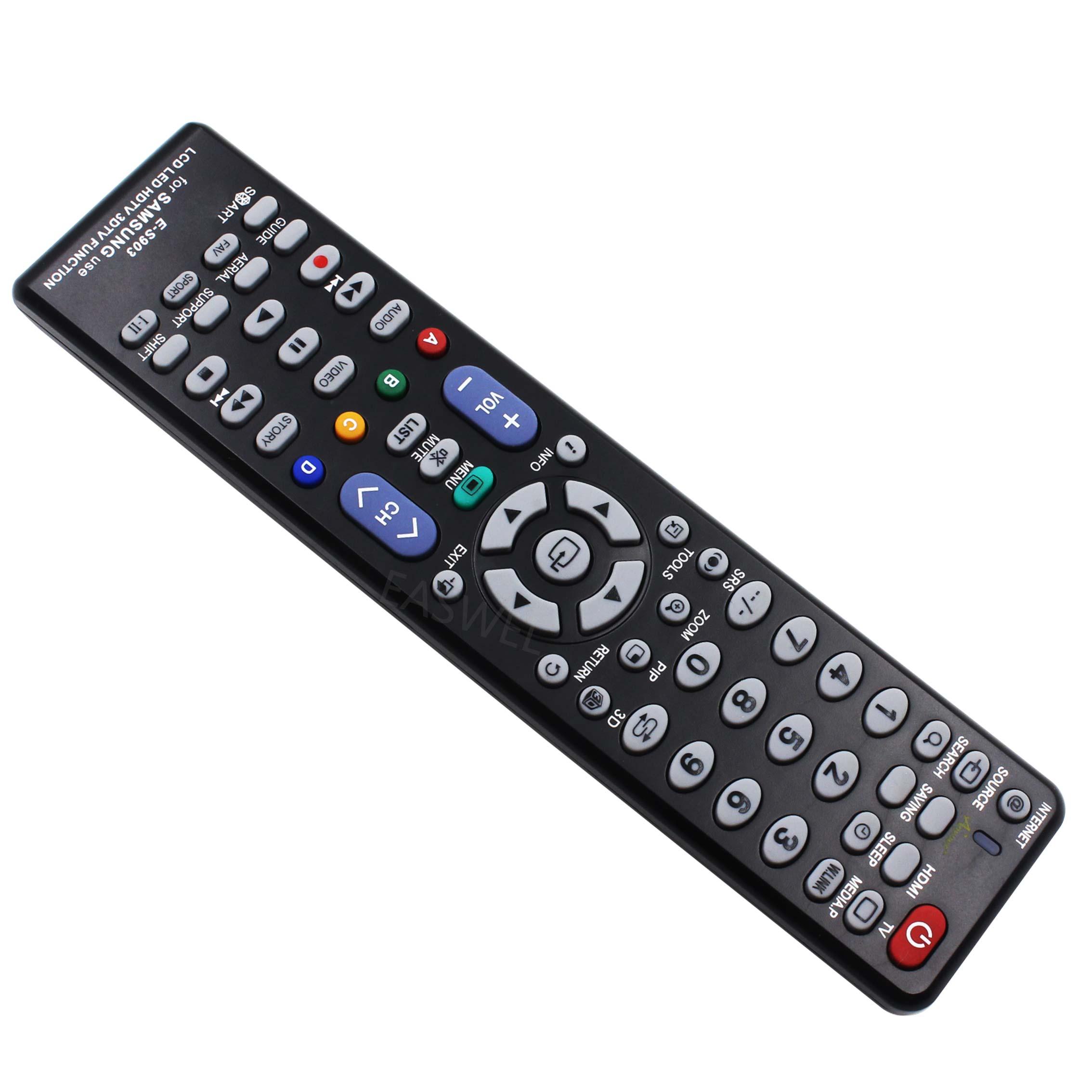 Afstandsbediening voor Samsung EH4003 EH5000 F4000 F5300 F5500 F6300 F6400 F7100 F8500 FH5000 FH6003 FH6030 FH6200 H4000 H5003 H5201