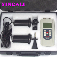 Newly Multi Functional Anemometer AA 136C Separate Type Design Portable 3 Cup Wind gauge Data Hold Maximum Value