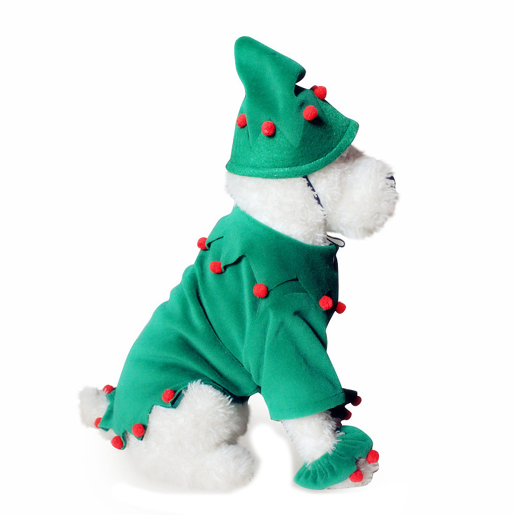 Halloween Pumpkin Dresses Costume For Dog Cat Cosplay Suit Clothing Christmas Prom Clothes