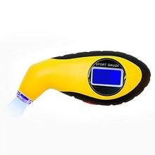 Датчик давления воздуха в шинах, электронный цифровой ЖК-манометр для автомобильных шин, барометры, тестер, инструмент для автомобиля, мотоцикла