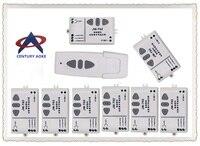 CENTURY AOKE AC110V 220V 240V Intelligent Digital RF Wireless Remote Control Switch System For Projection Screen