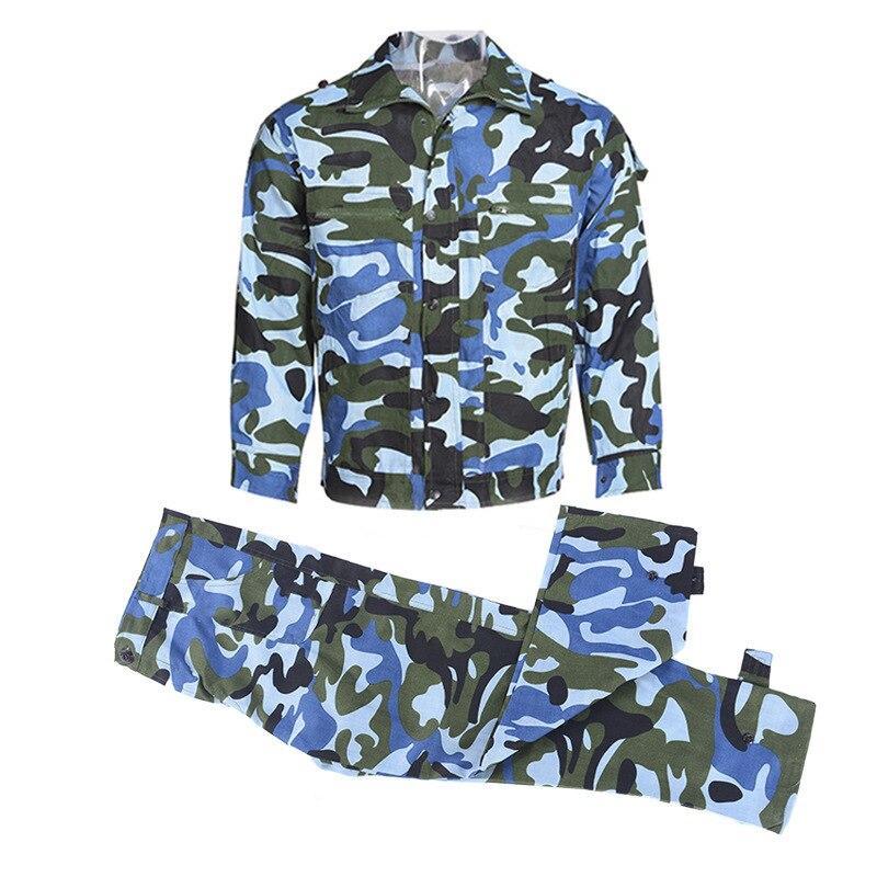 Новая военная тренировочная защитная одежда, военные камуфляжные дышащие тренировочные костюмы из волокна, уличная военная форма