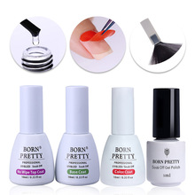 BORN PRETTY 1 Bottle 5ml 10ml Long Lasting No Wipe