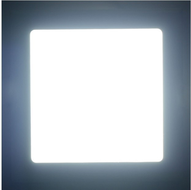 Высокое качество 3 Вт 9 Вт 12 Вт 18 Вт тонкий светодиодный панельный светильник теплый белый/холодный белый квадратный тонкий Встраиваемый светодиодный потолочные точечные светильники лампы для помещений