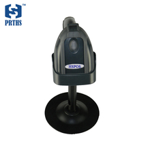 USB handheld laser scanner with stand comfortable operation sense barcode reader kindly suitable for pos system HS-2019