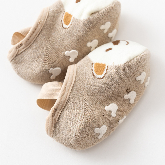 Baby's Socks – Forest Animals