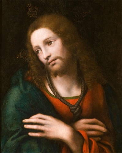 Jesus Christ Christian Oil Painting on Canvas Printings Art Home Decor Canvas Wall Art Picture for Living Room Church in Painting Calligraphy from Home Garden