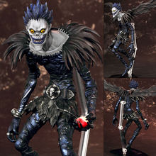 Figutto BJD Figma Anime Death Note Ryuk Caráter & Light yagami PVC Figuras de Ação Brinquedos(China)