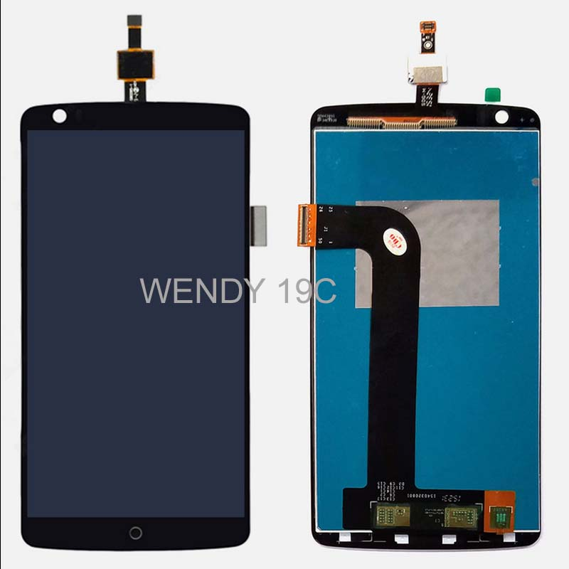 Free shipping Brand NEW For ZTE AXON ELITE 5.5 LCD DISPLAY TOUCH