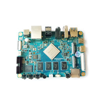 IBOX 3399 Development Board With Quard Cores A53 1 4GHz Dual Cores A72 2GDDR 16GEMMC Android