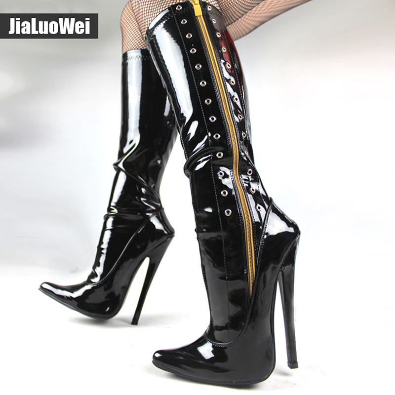 boot kneehigh fetish