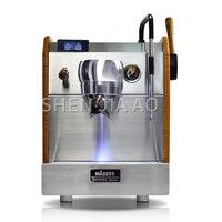 Neue Italienische Kaffee Maker Pumpe typ Druck Milch Schaum maschine EM 23 edelstahl halbautomatische Espresso Kaffee Maschine 220V-in Kaffee-und Espressomaschinen aus Haushaltsgeräte bei