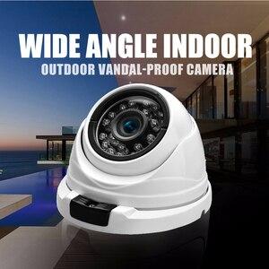 Image 2 - BESDER Wide Angle 2.8mm 720P 960P 1080P PoE CCTV Dome Camera  Indoor Outdoor Vandalproof ONVIF Infrared Metal Case IP camera