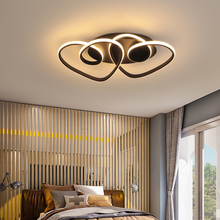 Modern Led Ceiling Light With Remote Control Chandeliers Bedroom Lights Deco Enfant Chambre Plafonnier Lamp