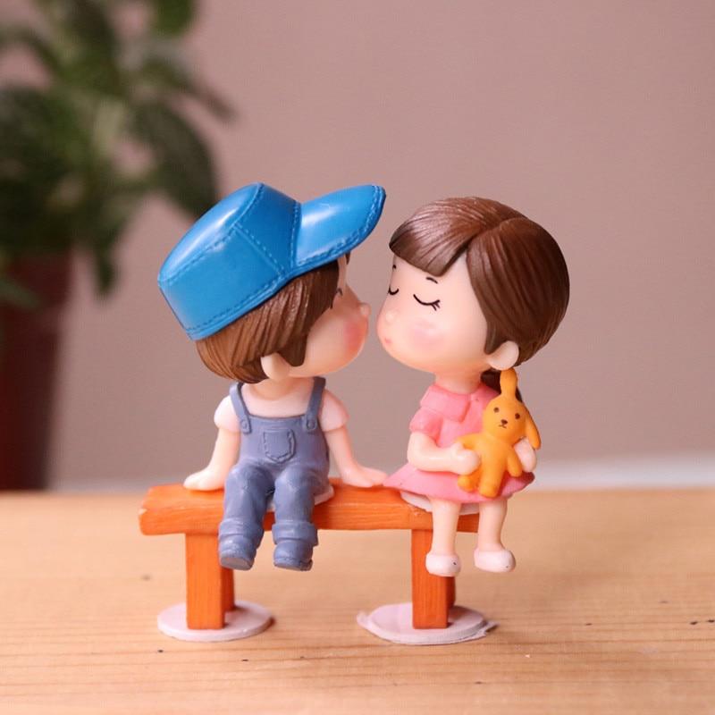 PVC Anime Action Figure Gyűjthető miniatűr figurák rajzfilm fiúk - Játék figurák