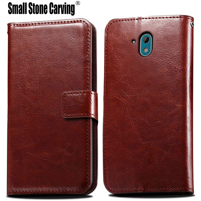 promo code f8167 70812 Silicone Wallet Vintage PU Leather Case For HTC Desire 326G / Desire 526  526G dual sim 526G+ Cover Book Style with Card Holder-in Flip Cases from ...