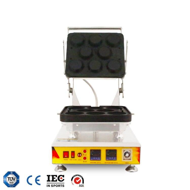 2018 new products Catering equipment tartlet machine hot sale egg tart maker mini egg tartlet maker for sale